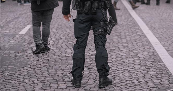 POLİS AYAKKABILARI